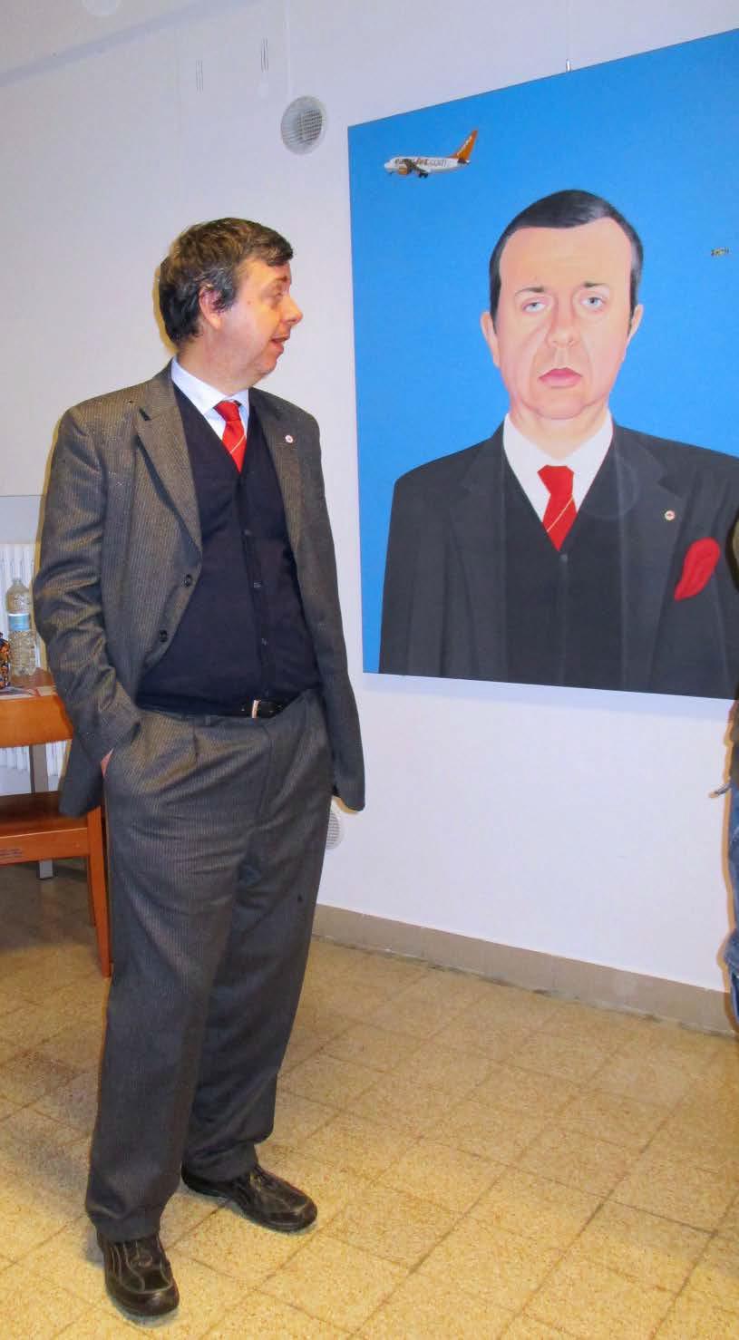 Massimo Romani, Il Rettore 2016