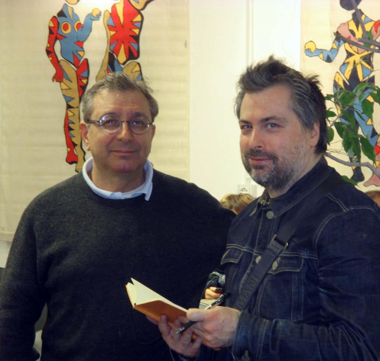 Leonardo Santoli, Davide Baroggi