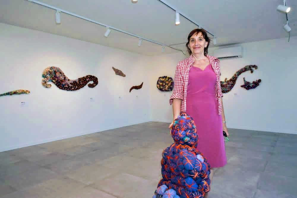 Mostra Brevi-Martinez a Borghetto - Florencia Martinez