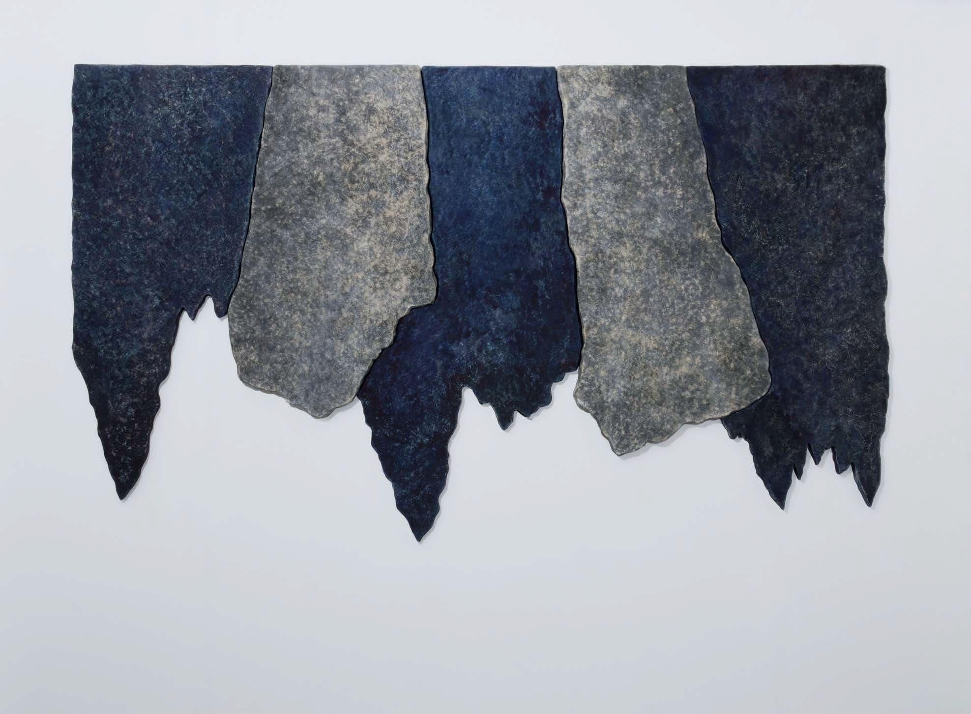 Delfina Camurati, Il cielo cade a pezzi 2017