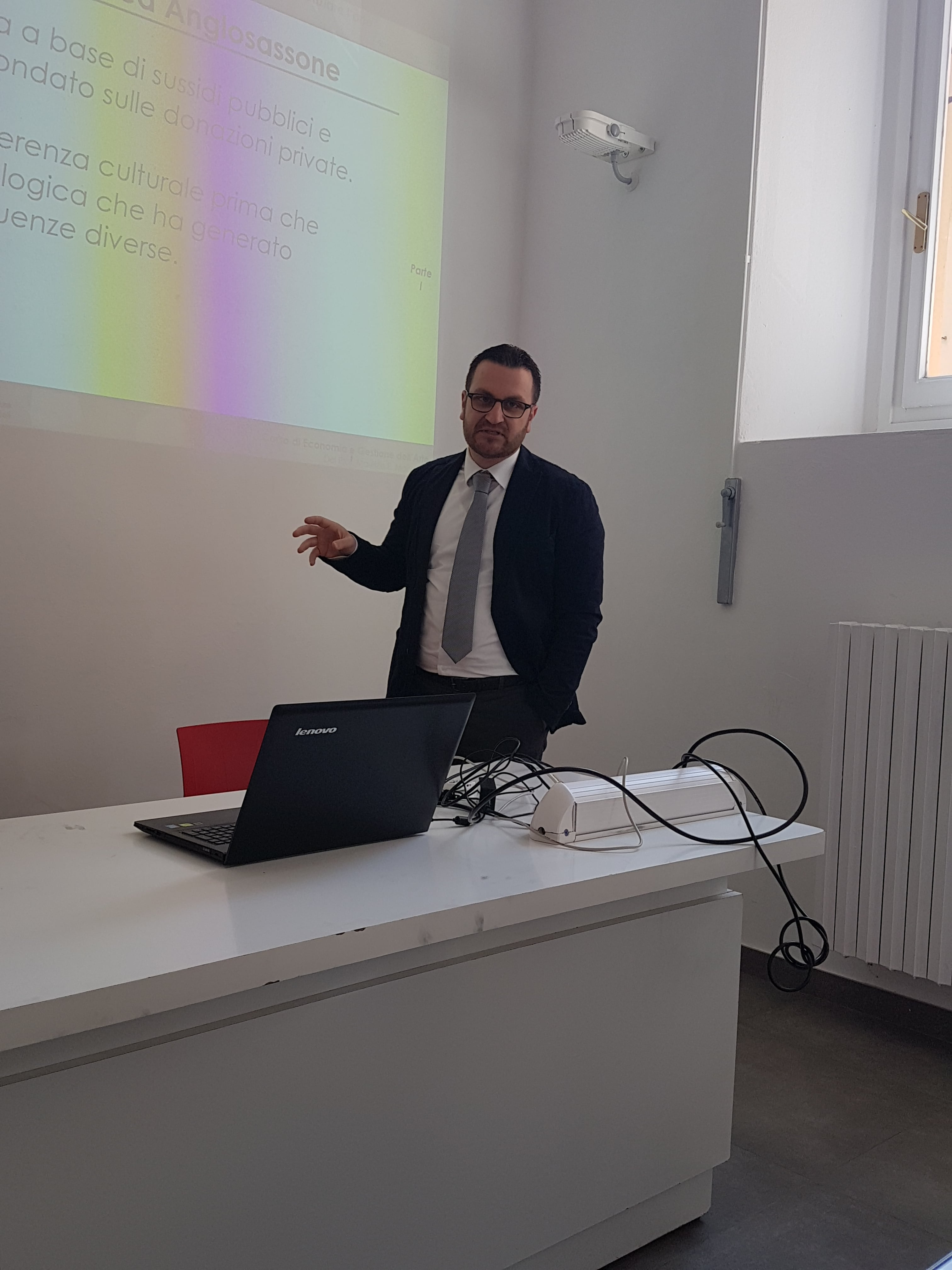 seminario Antonio Napolitano a.a. 2018/19
