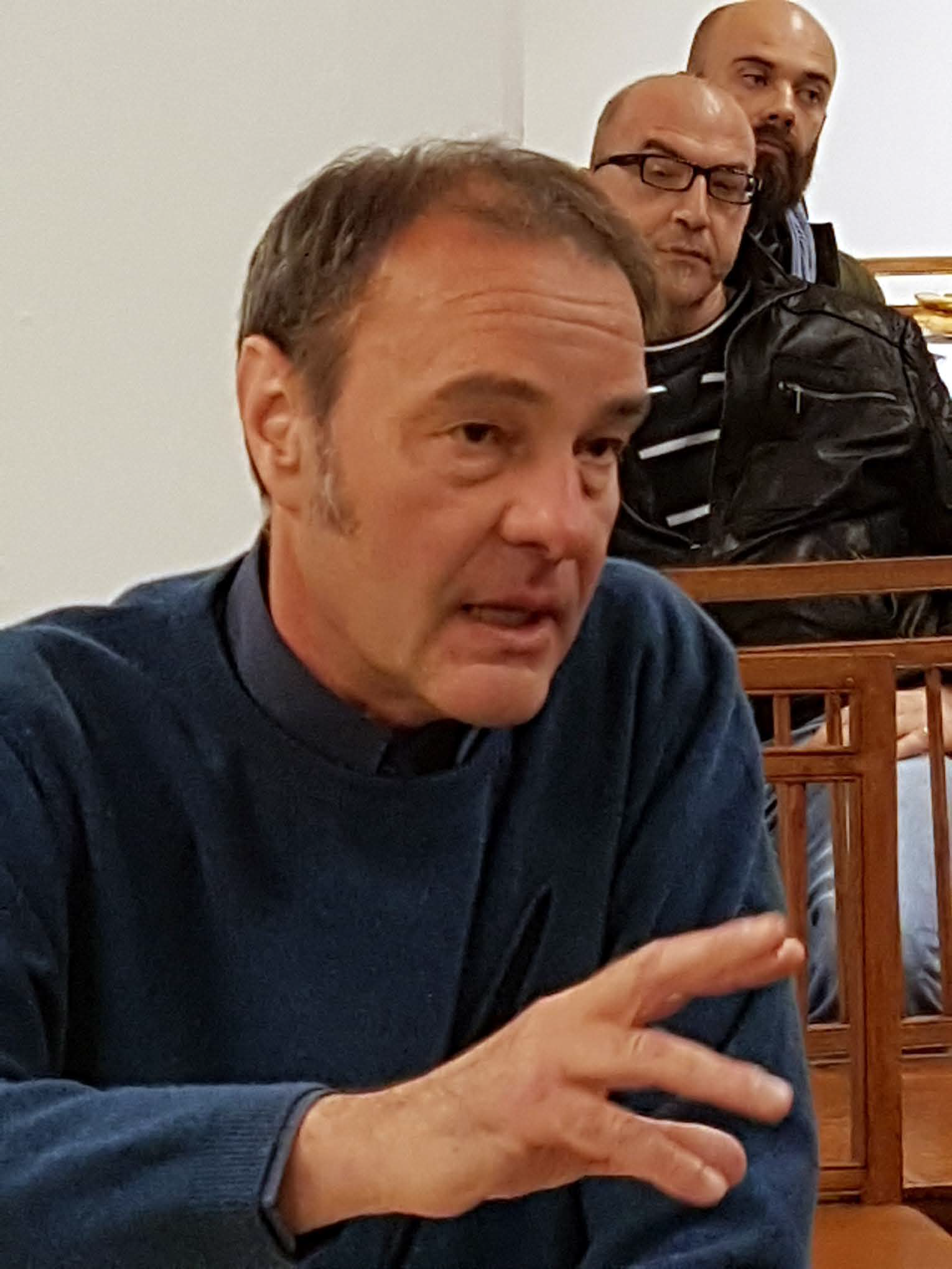 Francesco Garbelli, Massimo Romani, Lele Picà