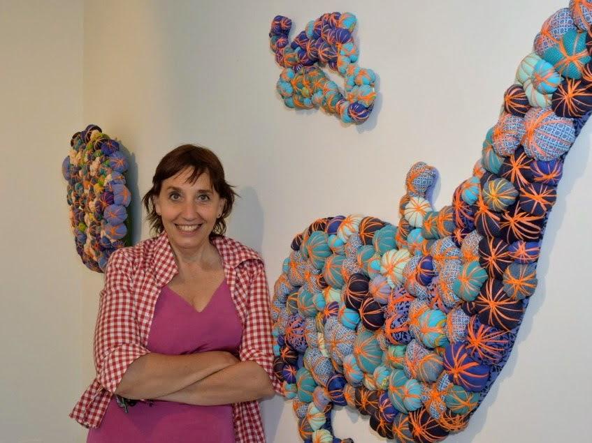 Mostra Brevi-Martinez a Borghetto - L'artista