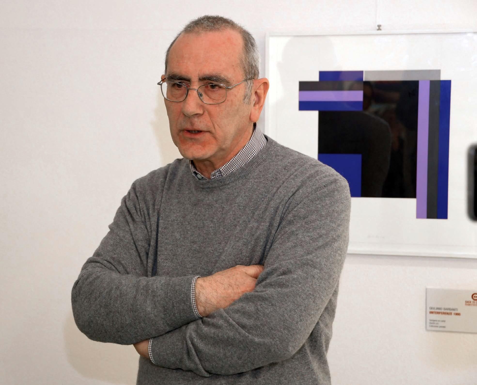 Ernesto Jiannini Back to College Pavia
