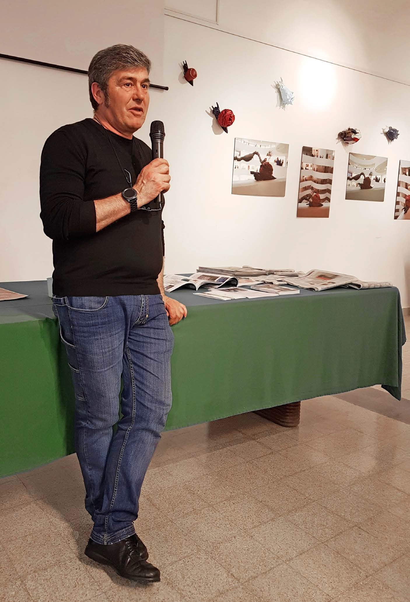 Osvaldo Moi Back to College, Pavia