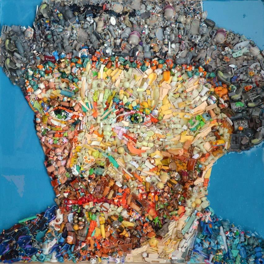 LADY BE, Van Gogh 2016
