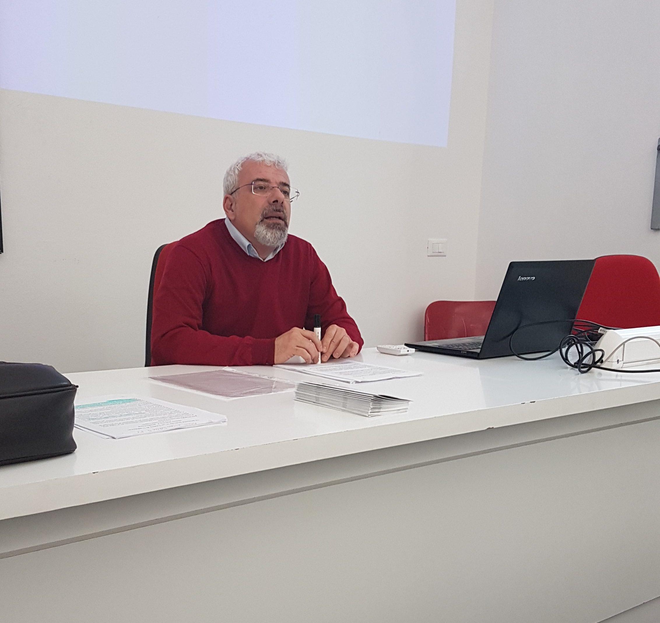 seminario Giuseppe Soggetti a.a. 2018/19
